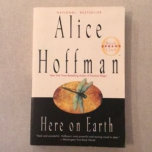 HERE ON EARTH by Alice Hoffman from Oprah's Club